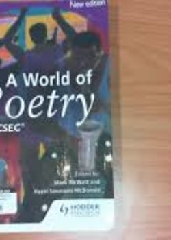 A World of Poetry for CSEC