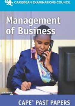 CAPE mgt of business