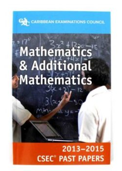CSEC Additional Mathematics Past Papers