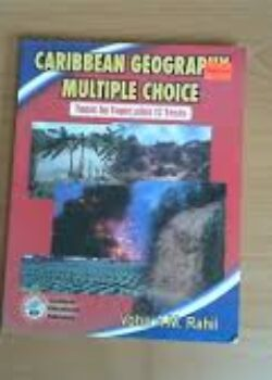 Caribbean Geography Multiple Choice Topic by Topic plus 12 tests