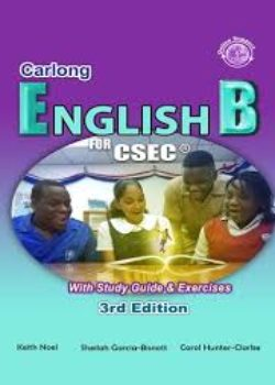 Carlong English B Paper 1 for CSEC