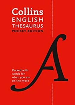 Collins English Dictionary and Thesaurus (Pocket)