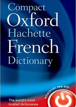 Compact French-English Dictionary