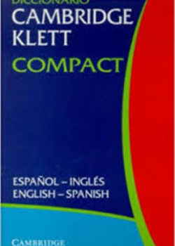 Diccionario Cambridge Klett Pocket Dictionary