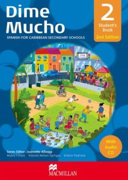 Dime Mucho 2 Students Book