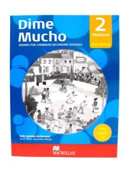 Dime Mucho 2 Students Workbook
