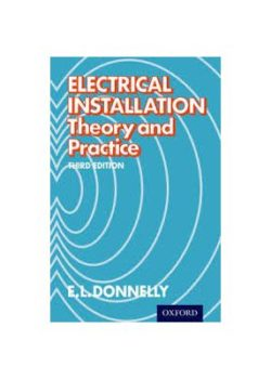 Electricity Installation Theory and Practice