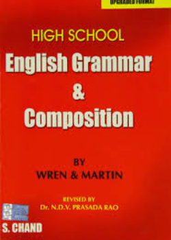 English Grammar and Composition for High Schools