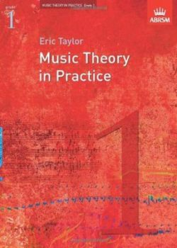 First Steps in Music Theory Grade 1
