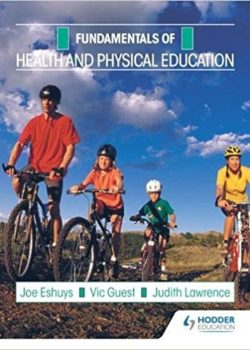 Fundamentals of Health and Physical Education - Joe Eshuys, Vic Guest, Judith Lawrence