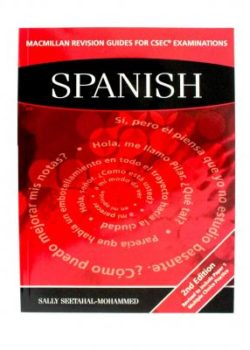 Macmillian CXC Revision Guides Spanish 2nd Edition