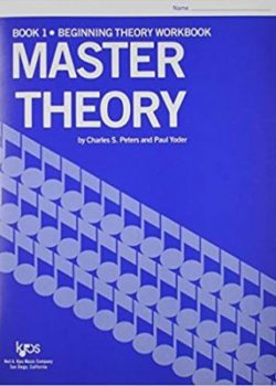 Master Theory Workbook Grades 1