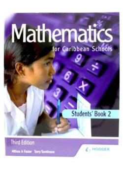 Mathematics for Caribbean Schools Student Book 2