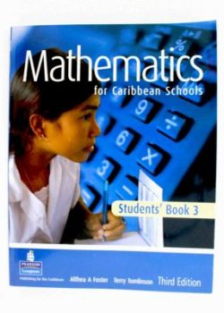 Mathematics for Caribbean Schools Student Book 3