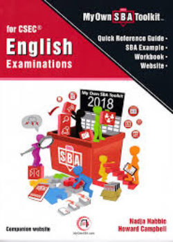 My Own SBA Tool Kit for CSEC Examinations