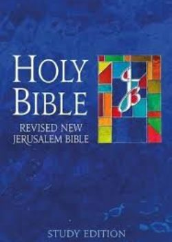 New Jerulsalem Bible