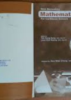 New Secondary Mathematics for Caribbean Schools Bk 2