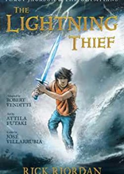 Percy Jackson and the Olympians Book 1- The Lightning Theif