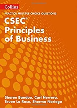 Practice Multiple Choice Questions CSEC Principles of Business