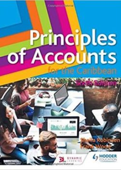 Principles of Accounts for the Caribbean 6th