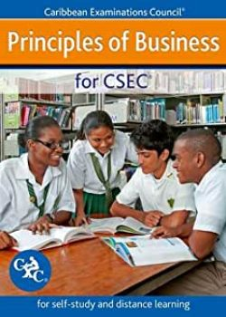 Principles of Business for CSEC for Self Study