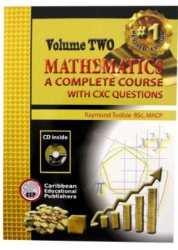 Volume Two Mathematics, A Complete Course