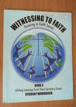Witnessing to Faith Book 3