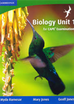 Biology Unit 1 for CAPE Exam