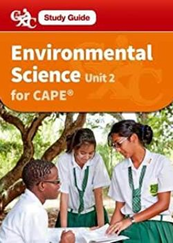 CAPE Environmental Science Study Guide Unit 2