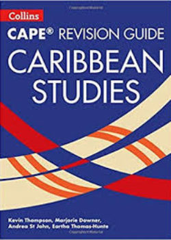CAPE Revision Guide Caribbean Studies