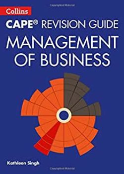 CAPE Revision Guide Management of Business Unit 2