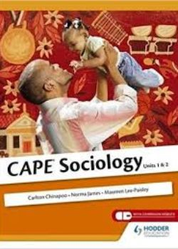 CAPE Sociology Unit 1 and 2