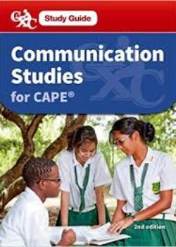 CXC Communication Studies Study Guide