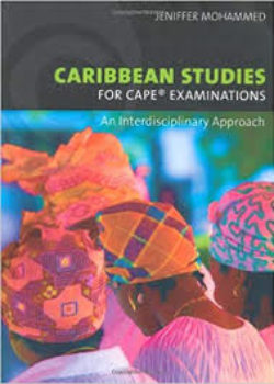 Caribbean Studies for CAPE An Interdisciplinary Approach