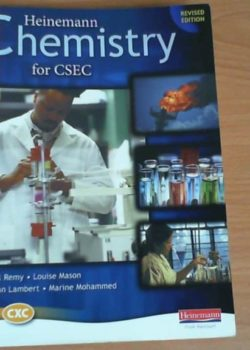 Chemistry for CXC completely rev