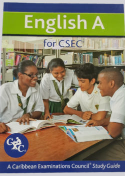 English A for CESEC A CXC Study Guide NT