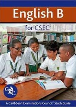 English B for CESEC A CXC Study Guide NT