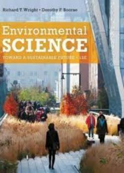 Environmental Science Towards a Sustainable Future