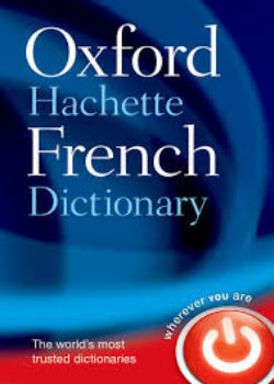 French, English English, French Dictionary