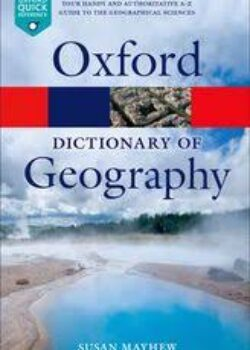 Geography Dictionary