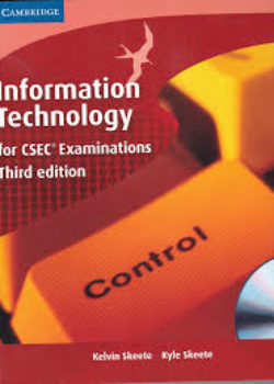 Information Techology for CSEC