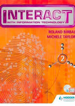 Interact with I.T Book 2