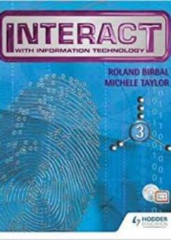 Interact with I.T Book 3