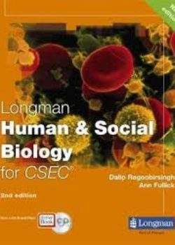 Longman Human and Social Biology for CSEC