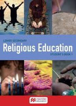 Lower Secondary Religious Education Student's Book 1