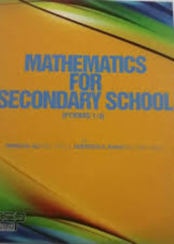 Mathematiccs for Secondary School