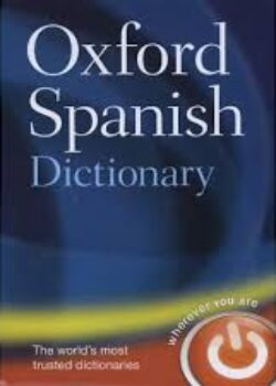 Oxford Spanish Dictionary (large)