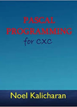 Pascal Programming for CXC