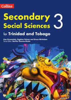 Secondary Social Science for Trinidad and Tobago Book 3